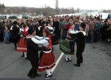A hosszúhetényieknek volt okuk az ünneplésre (Fotók: Péter Szabó Zoltán)