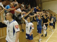 Akik sohasem hiányoztak a csapat mellől (Fotók: Péter Szabó Zoltán)