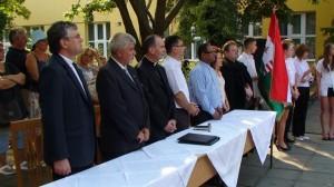 Egyházi iskola évnyitója