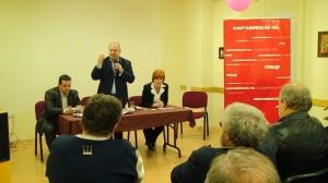 Korózs Lajos a bányásznyugdíjakról