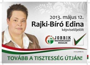 Rajki -Bíró Edina