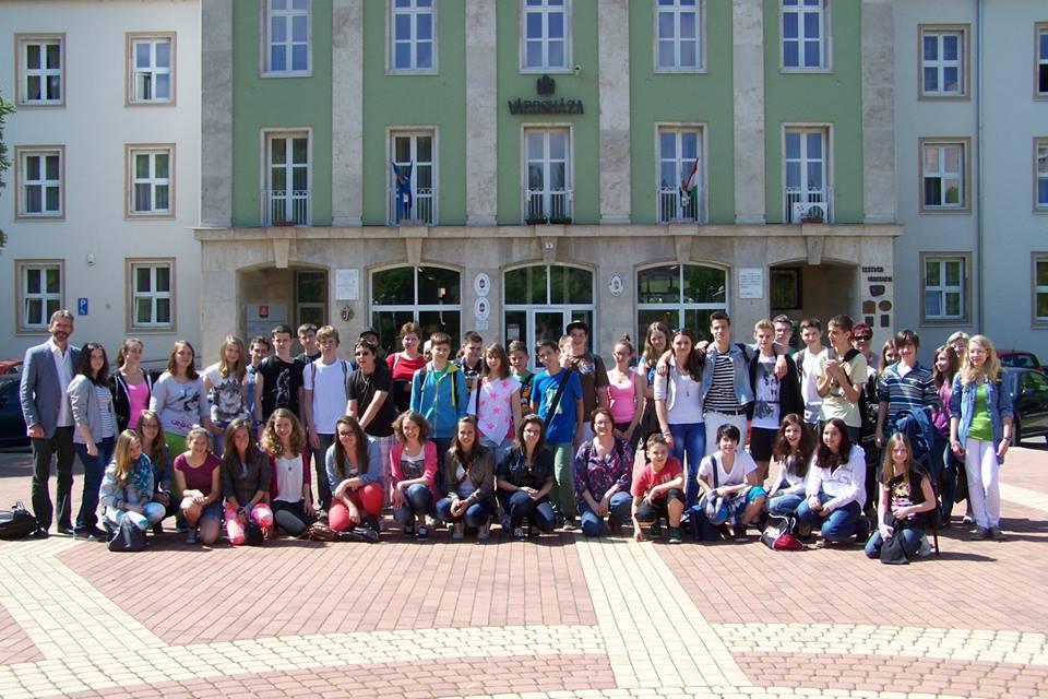 Német-magyar diákcsere-program