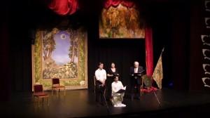 Theatrum Hungaricum előadása