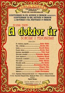 Doktor úr plakát