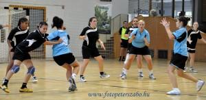 Hazai pályán szenvedett vereséget női csapatunk