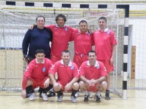 A 3. helyezett Edzőválogatott csapata